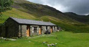 Youth hostel near Ennerdale water